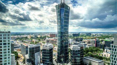 Madison International Realty kupuje 50 proc. udziałów w wieżowcu Warsaw Spire. Wartość wieżowca to ok. 350 milionów euro